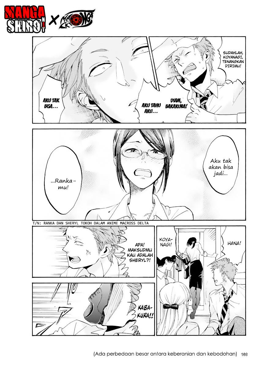 Wotaku ni Koi wa Muzukashii Chapter 05-10