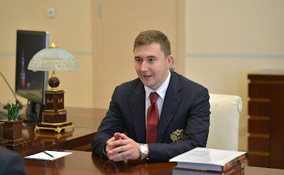 Chess player Sergei Karyakin.