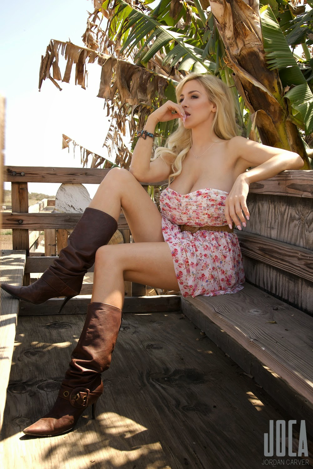 Jordan Carver Hot Boobs Show In Farm Field The Farmers Daughter - Big Boobs Jordan Carver-6376