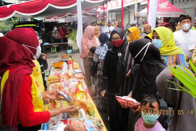 Apresiasi UMKM, GOW Lombok Timur gelar Bazar