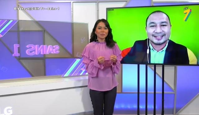 Cikgu Hailmi Kongsi Tips Menjawab Sains SPM di Breakout@DidikTV [NTV7]