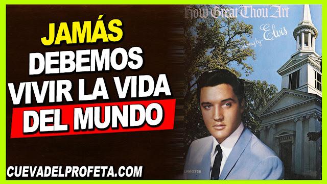 Jamás debemos vivir la vida del mundo y ser Cristiano - William Marrion Branham en Español