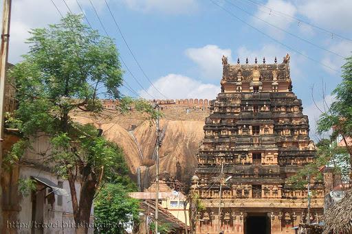 Thirumayam Sathyamoorthy Perumal Kovil Pudukottai Temples