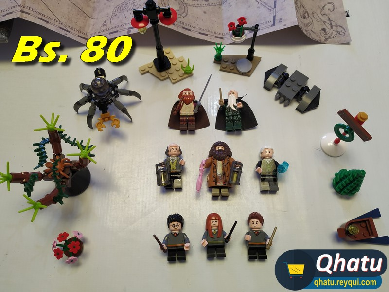 (Bs. 80) Personajes de Harry Potter tipo LEGO