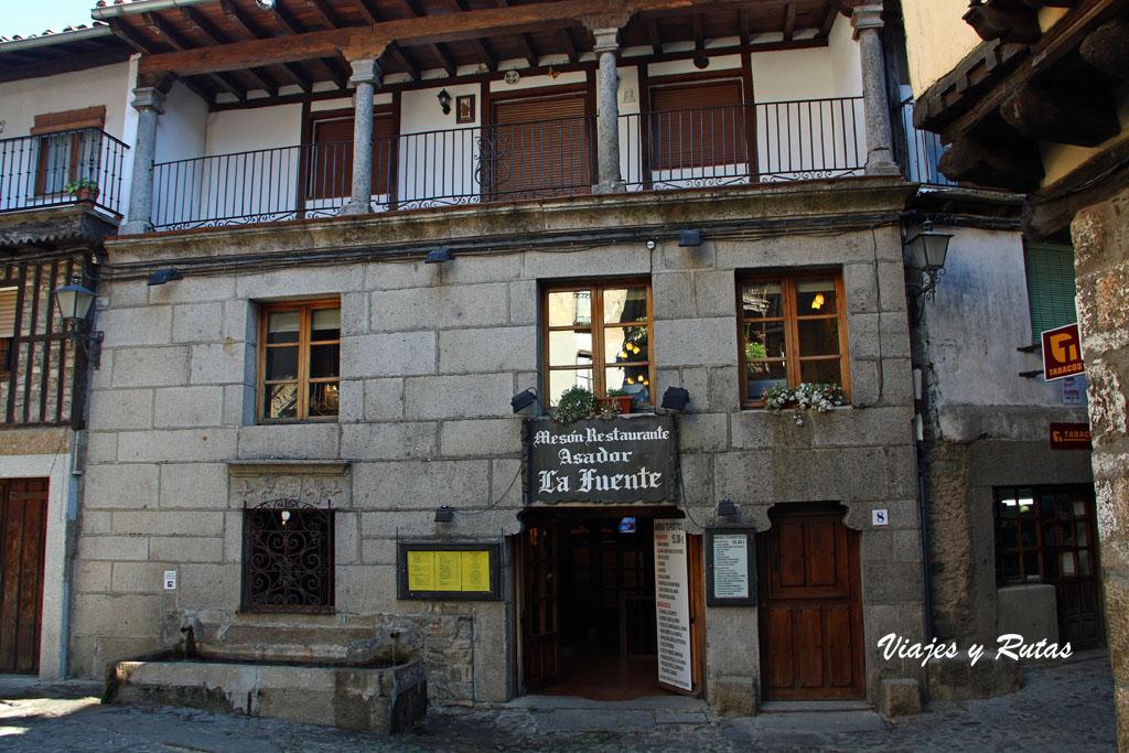 Tiendas de La Alberca