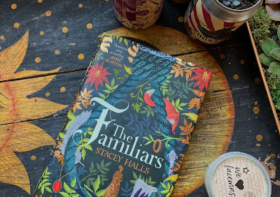 the familiars book typewriter teeth