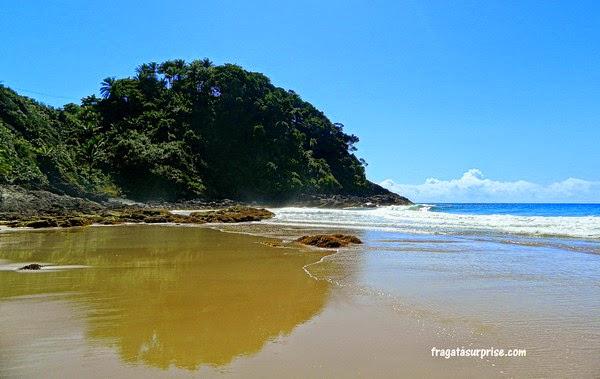 Itacaré - Bahia, Praia de São José
