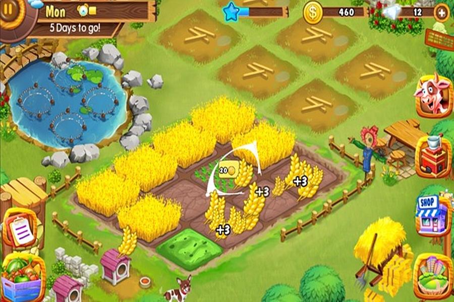 تحميل لعبة فارم انيمالس Farm Animals Games Simulators للاندرويد