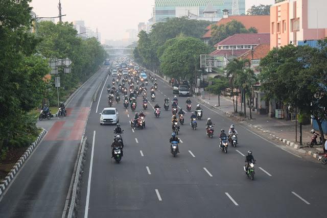 jalan yang terkena ganjil genap Jakarta