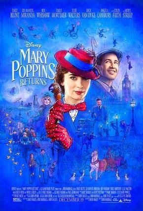 O Retorno de Mary Poppins Torrent