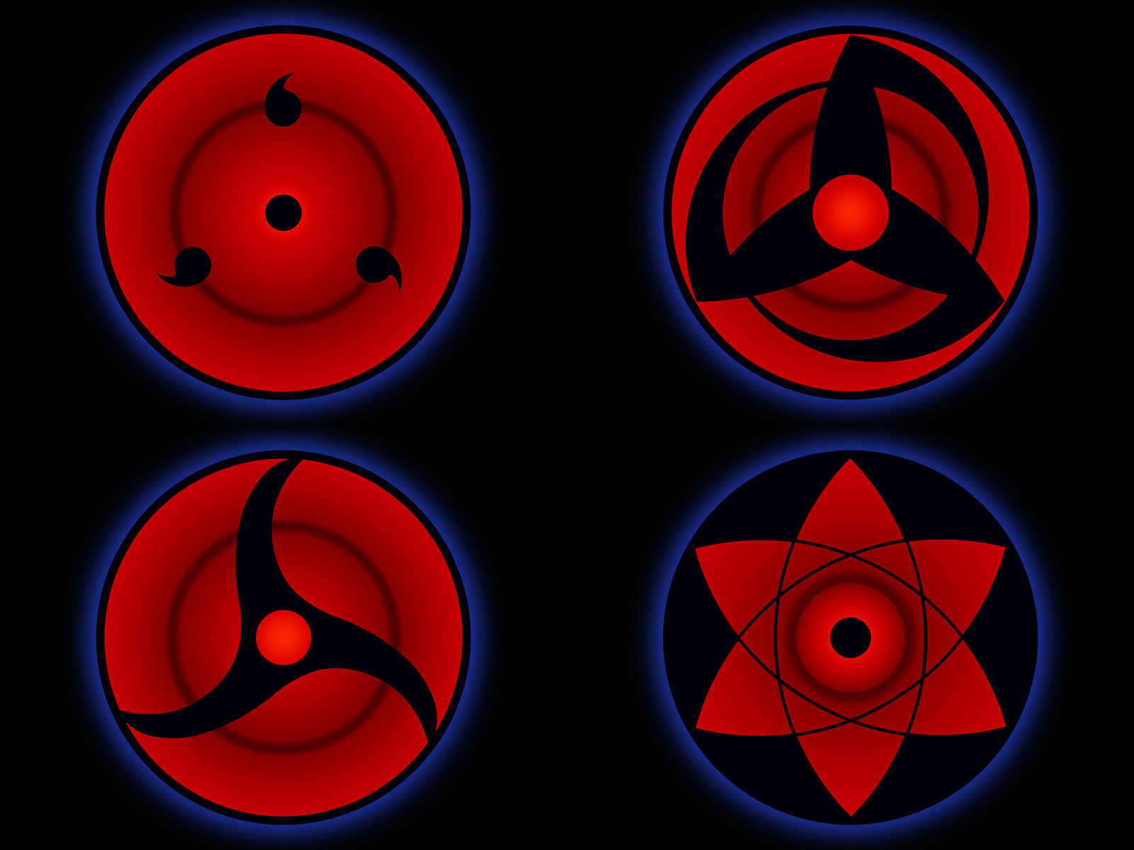 Download Gambar Wallpaper Mata Sharingan