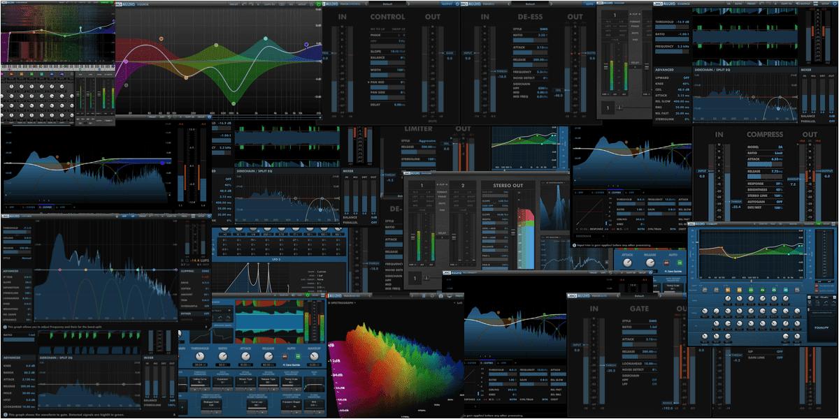DMG Audio All Plugins Bundle 2019 Full version FOR FREE