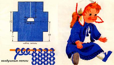 вязание для начинающих: жакет