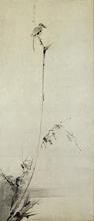 枯木鳴鵙図 宮本武蔵 再利用が許可された画像