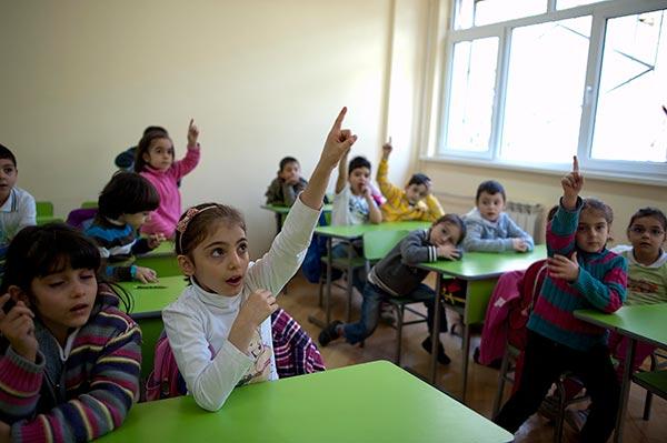 Los refugiados armenios de Azerbaiyán recibirán alojamiento