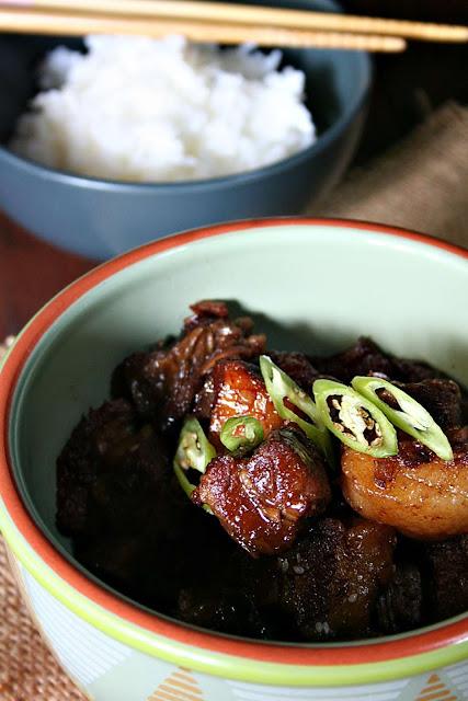 Lucky Spareibs Tien Ma Taiwanese Cuisine