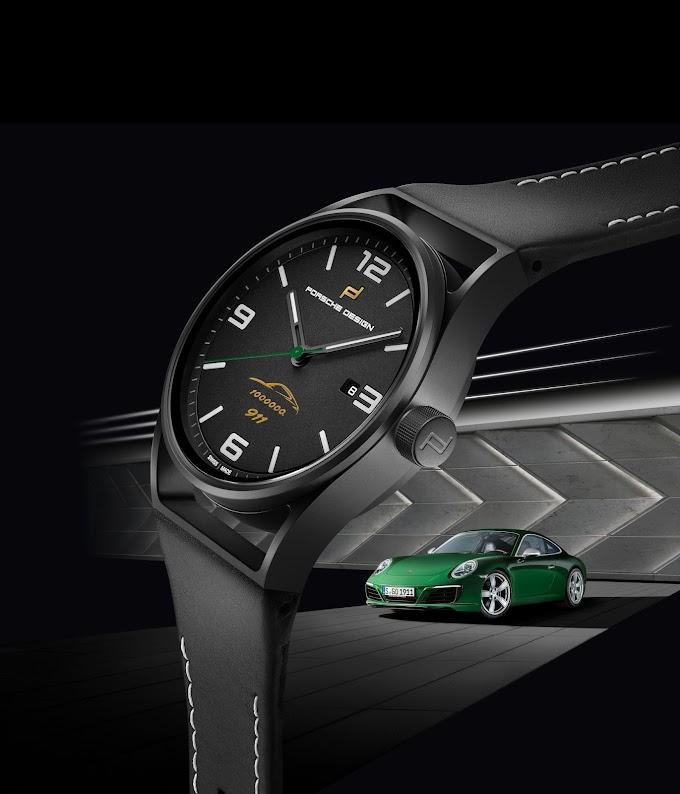 Porsche Design - 1919 One Millionth 911 Limited Edition