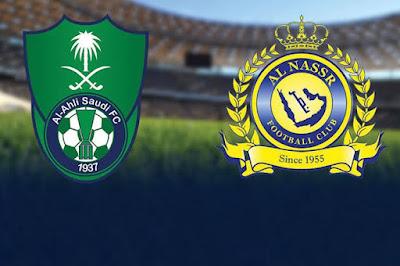 مشاهدة مباراة النصر والاهلي 30-9-2020 بث مباشر في الدوري السعودي
