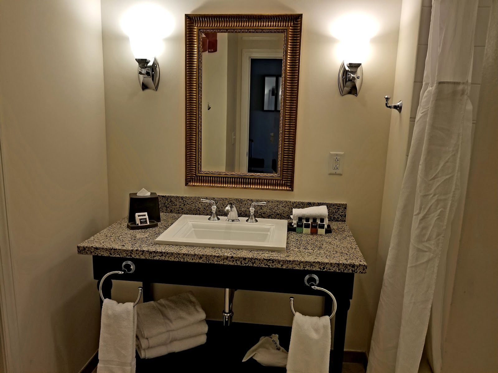 Wild Dunes Resort Bathroom Vanity