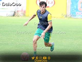 Pedro Marcos, joven valor de Oriente Petrolero - DaleOoo