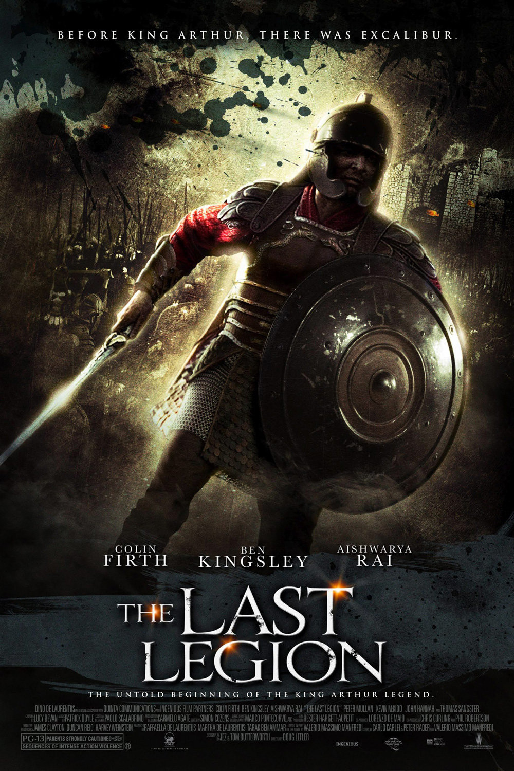 The Last Legion (2007) ταινιες online seires oipeirates greek subs