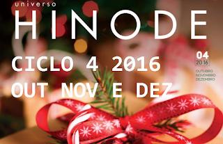 Catálogo HINODE ciclo 4 - 2016 Outubro Novembro e Dezembro [Baixar]