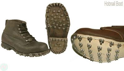 Hobnail boot