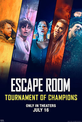 Escape Room: Tournament of Champions (2021) Eng 720p HDRip ESub HEVC x265 500Mb