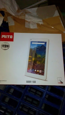 Unboxing Mito T99 plus - Tablet 500 ribuan Ram 1 GB 2016