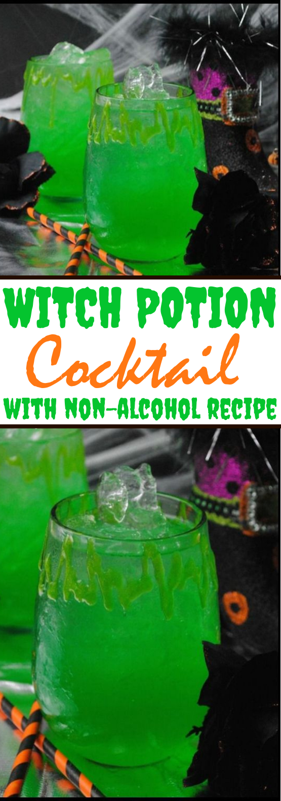 Witch Potion Cocktail #drinks #cocktails #alcohol #halloween #party
