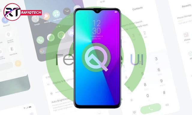 تحديث أندرويد Android 10 لهاتف Realme 3 و Realme 3i  [تحديث مستقر]