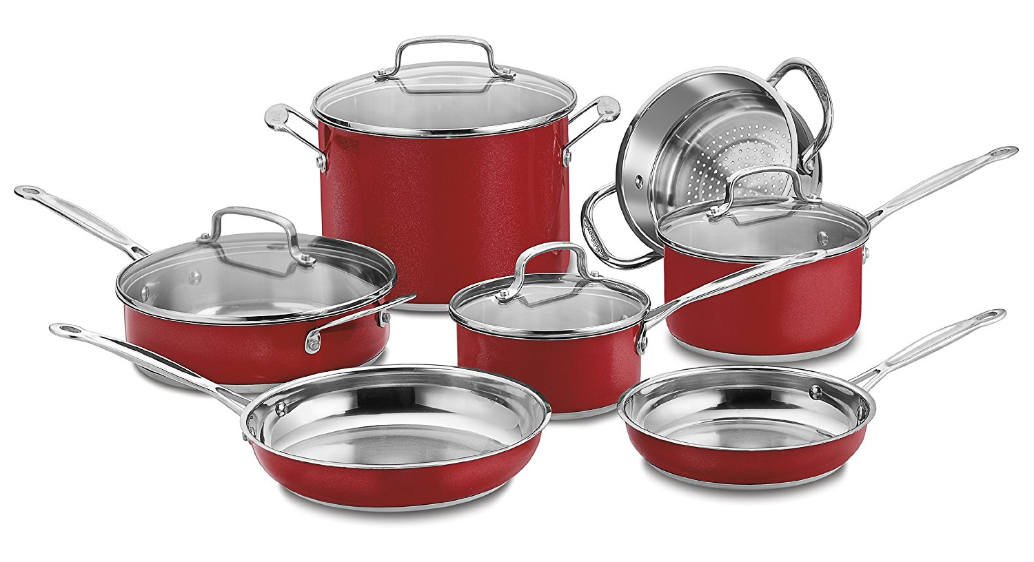 Amazon Cuisinart Stock Pot Best Cookware Set And Greenpan Discount Up To 79 Stock