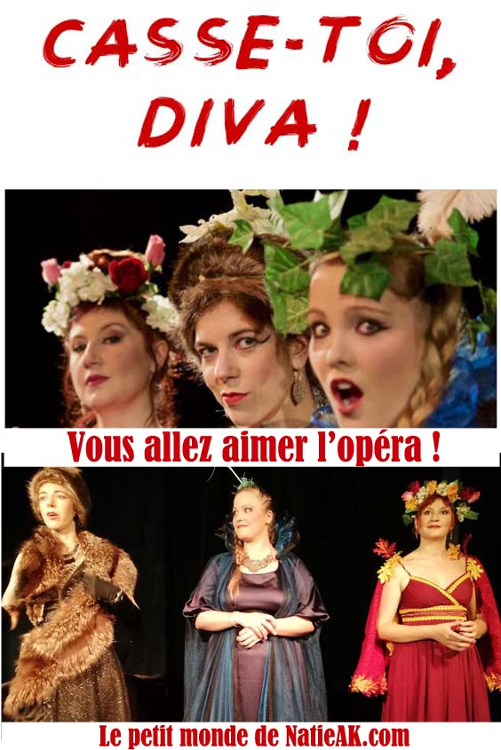 Casse-toi Diva ! spectacle comique