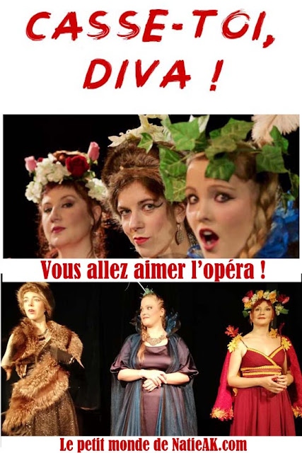 Casse-toi Diva ! spectacle comique