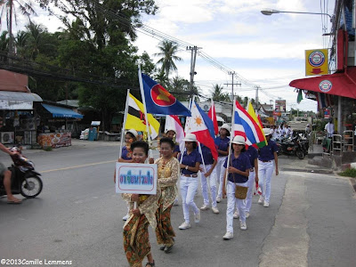Asean Day parade