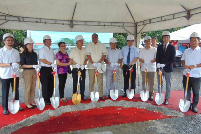 Honda Cars Angeles-Clark Groundbreaking Ceremony
