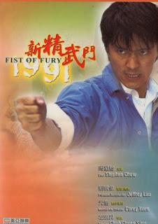 Tân Tinh Võ Môn 1 - New Fist of Fury 1 (1991) | Full HD Thuyết Minh