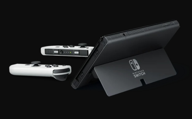 New Nintendo Switch (OLED Model) introduced 2