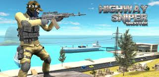 Highway Sniper Shooter - Game Sniper Online Android