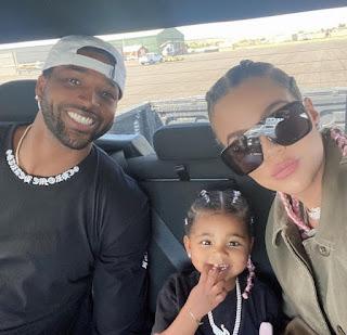 Khloe Kardashian Reunites With Ex Tristan Thompson for Daughter True's Dance Class
