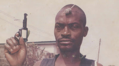 The Story of Shina Rambo: The Most Notorious Armed Robber in Nigeria