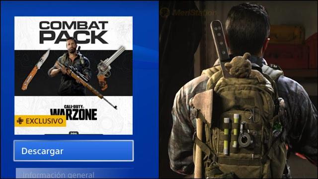 الإعلان عن محتوى مجاني لمشتركي خدمة PS Plus على لعبة Call of Duty Warzone