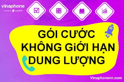 Các gói 4G, 5G Không giới hạn Dung lượng, Max Tốc độ cao Vinaphone! vinaphonevn.com