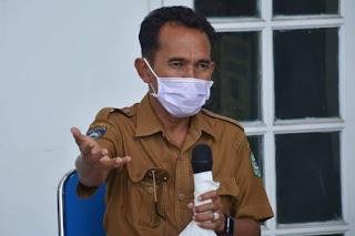 Pimpin Rapat Gugus Tugas, Walikota Bima Minta Tracking Dilakukan Sedetail Mungkin