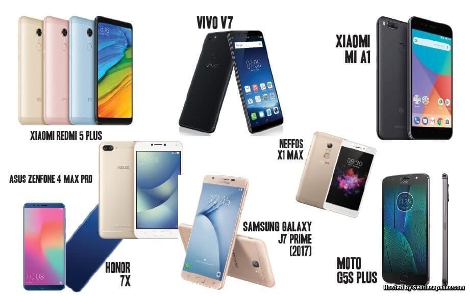 8 Smartphone Untuk 'Kaki Game' Harga Di Bawah RM1,000