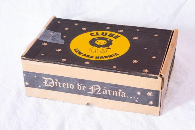 Unboxing: Caixa do Clube Vem pra Nárnia [Novembro]