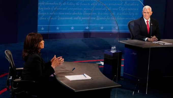 Elezioni Usa: Pence-Harris, confronto su tasse e Covid
