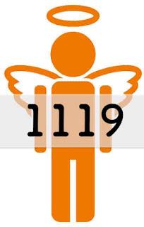 1119 の エンジェルナンバー
