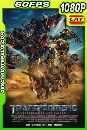 Transformers La Venganza de Los Caídos (2009) 1080p IMAX 60FPS BDrip Latino – Ingles