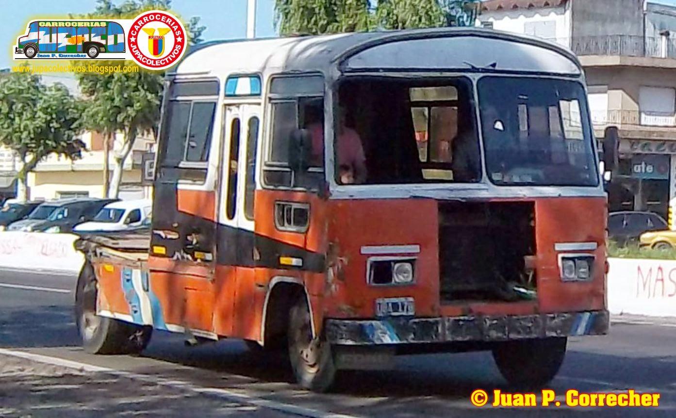 Mercedes Benz Santa Rosa >> Fotos de colectivos: Particulares, furgones y reformados (2ª parte)